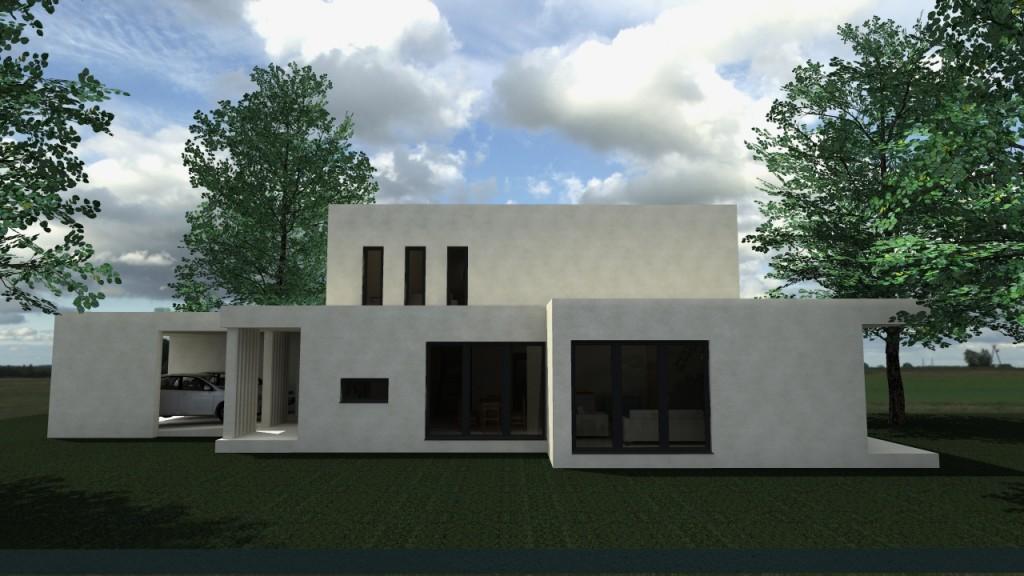 Abdai családi ház