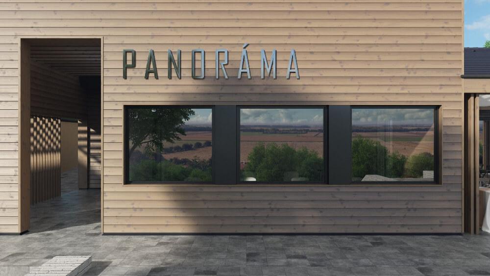 Panoráma étterem felújítása Győrújbarát