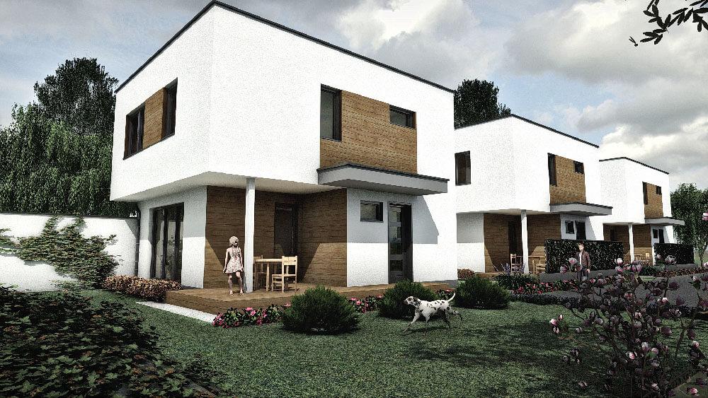 Győr, 3 lakásos társasház