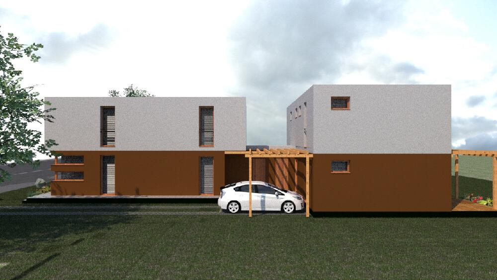 2 lakásos társasház - Szitásdomb